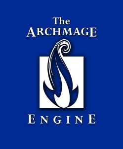 ARCHMAGE Engine logo