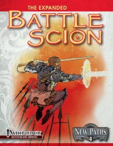 New Paths - Battle Scion