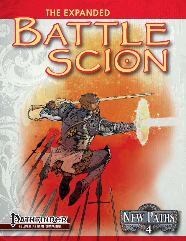 Expanded Battle Scion Now Available Kobold Press