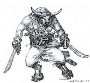 Midgard Minotaur Corsair