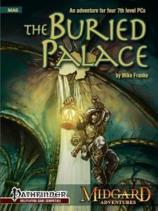 MA6: The Buried Palace