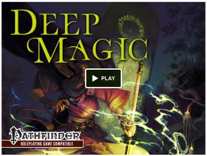 Deep Magic Screenshot