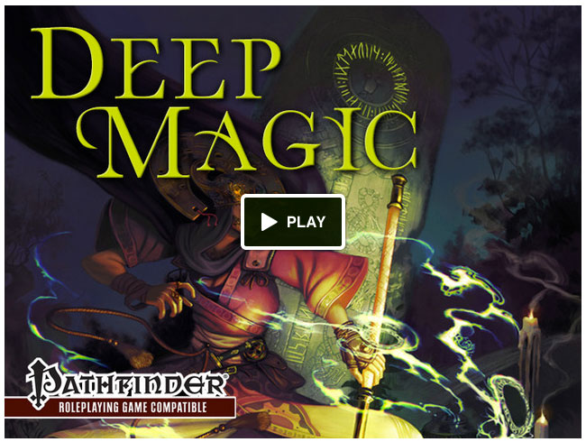 Deep Magic: Holy Cats! Cherry on Top
