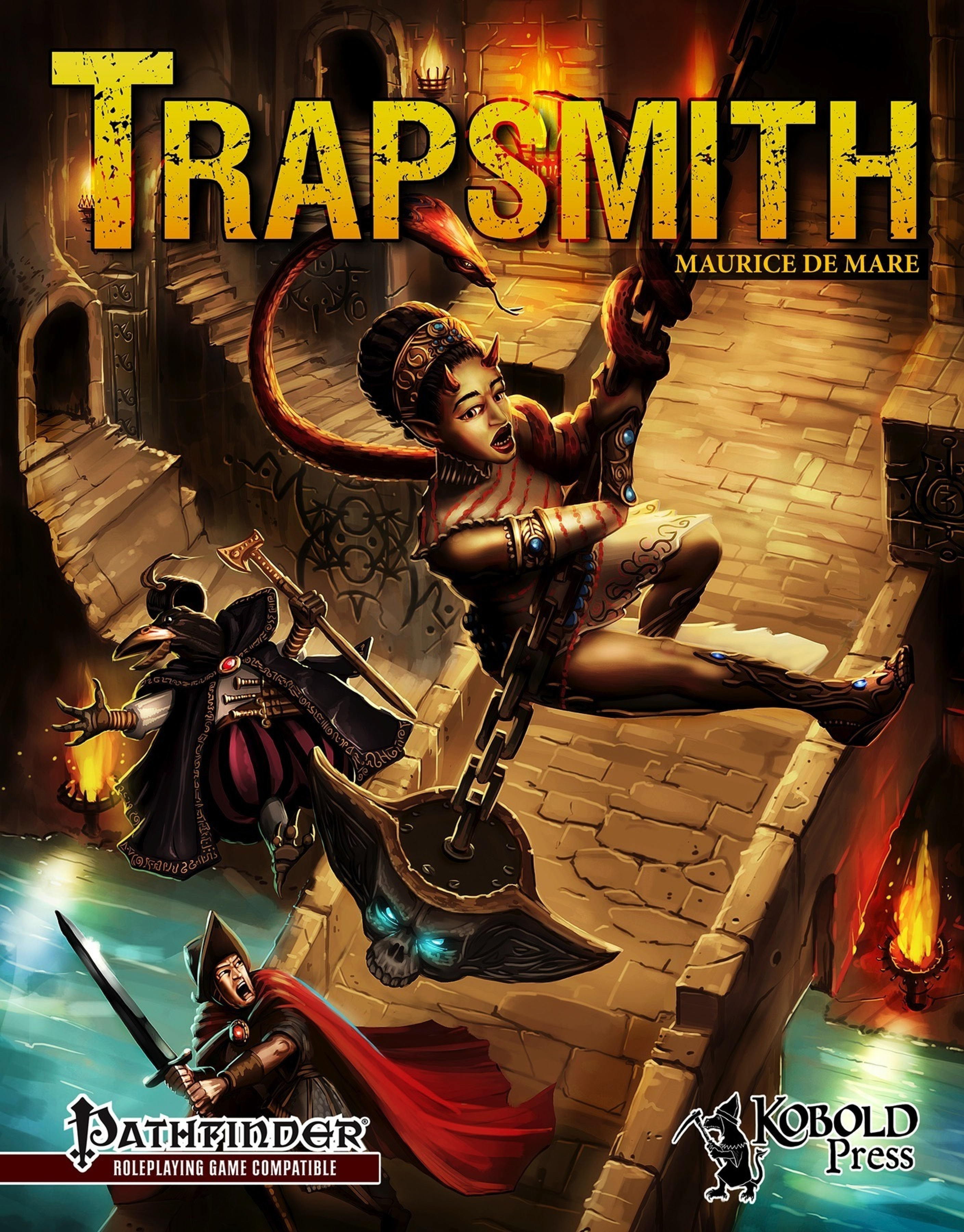 Trapsmith Cover