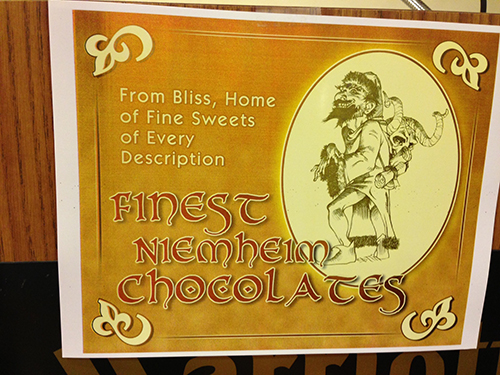 Ah, chocolates!