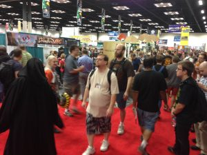 Gen Con Exhibit Hall