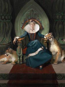 Elf Queen of Midgard