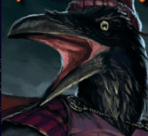 Ravenfolk detail
