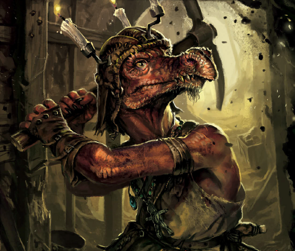 Kobold PC Race – 13th Age Compatible