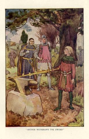 a overview of arthurian legend A summary of themes in t h white's the once and future king learn exactly what happened in this chapter, scene, or section of the once and future king and what it means.