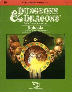 Rahasia; TSR, Inc.