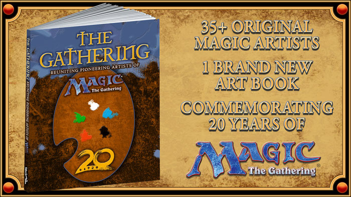 Review—The Gathering: Reuniting Pioneering Artists of Magic: The Gathering