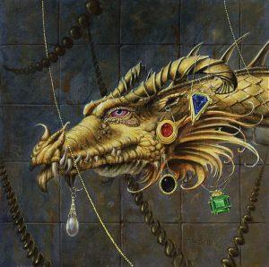 Mox Dragon - Frazier