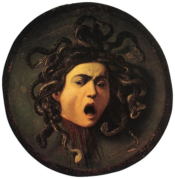 Monsters of the Greek Heroic Age: Medusa