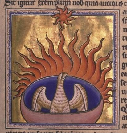 Monsters of the Greek Heroic Age: Phoenix