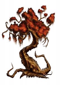 Dragonleaf Tree