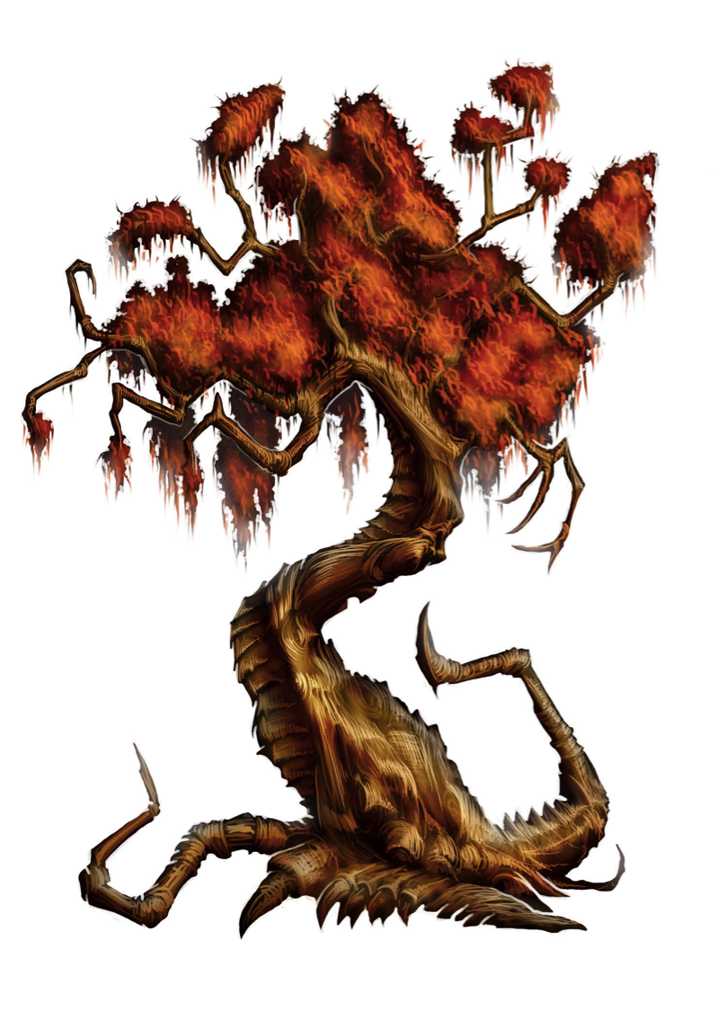 13th Age: Dragonleaf Tree