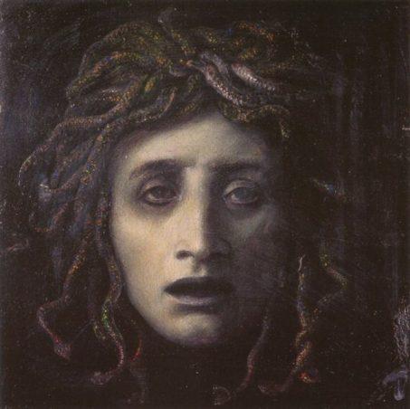 Victory's Bestiary: Half-Tarrasque Hydraic Medusa Serpent Queen