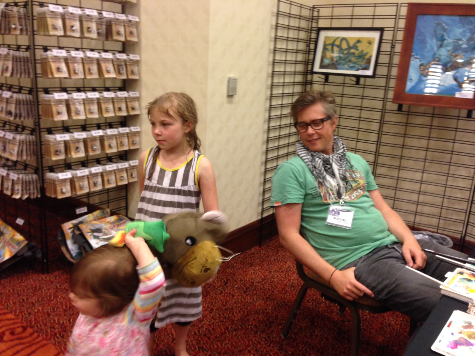 PaizoCon 2014 - More young gamers