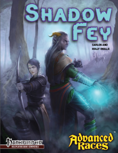 Shadow Fey Cover