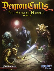 Demon Cults Hand of Nakresh