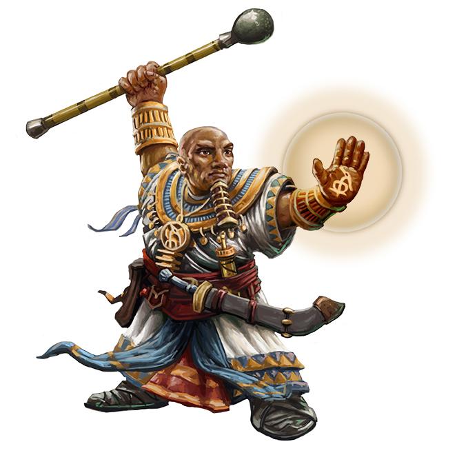 Cleric of Ptah