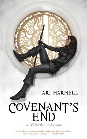 Book Review: Covenant's End by Ari Marmell