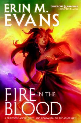 Book Review: Fire in the Blood by Erin Evans