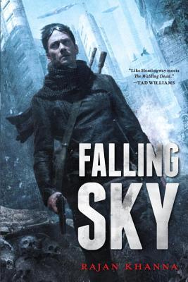 Book Review: Falling Sky by Rajan Khanna