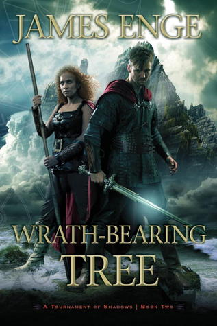 Book Review: The Wraith-Bearing Tree by James Enge (A Tournament of Shadows, Book 2)