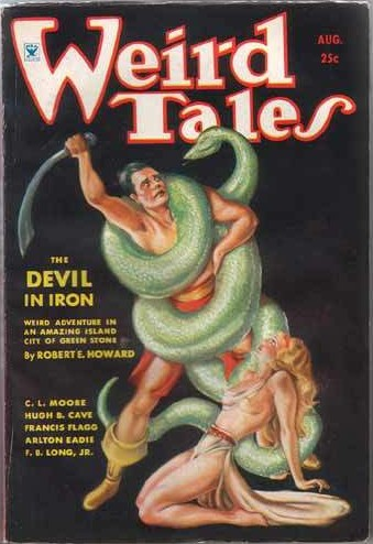 Snakes and Scorpions: Four Menacing Pulp Monsters