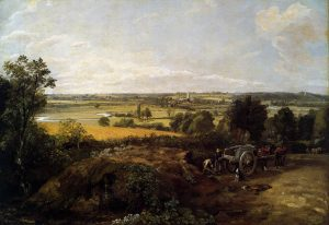 John Constable 1814 Stour Valley