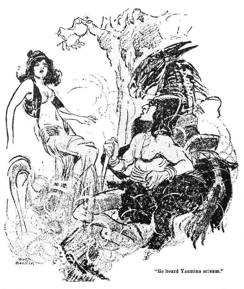 Pulp Sorcery: The Secret Art of Better Spell Descriptions