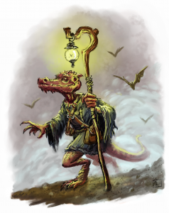 Kobold Gamemastering SuperStar Panel from PaizoCon