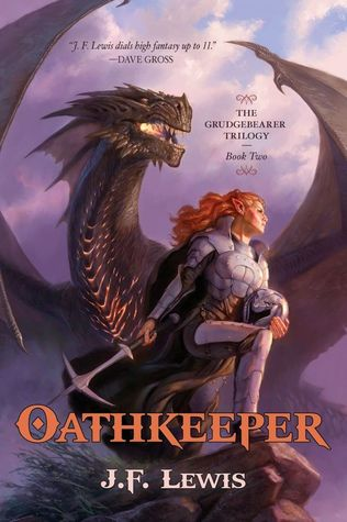 Book Review: Oathkeeper by: J.F. Lewis