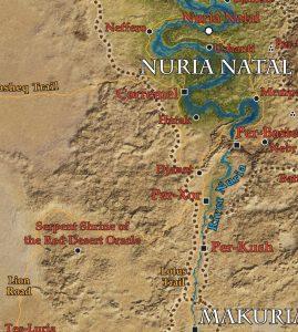 Caravan Routes for Southlands