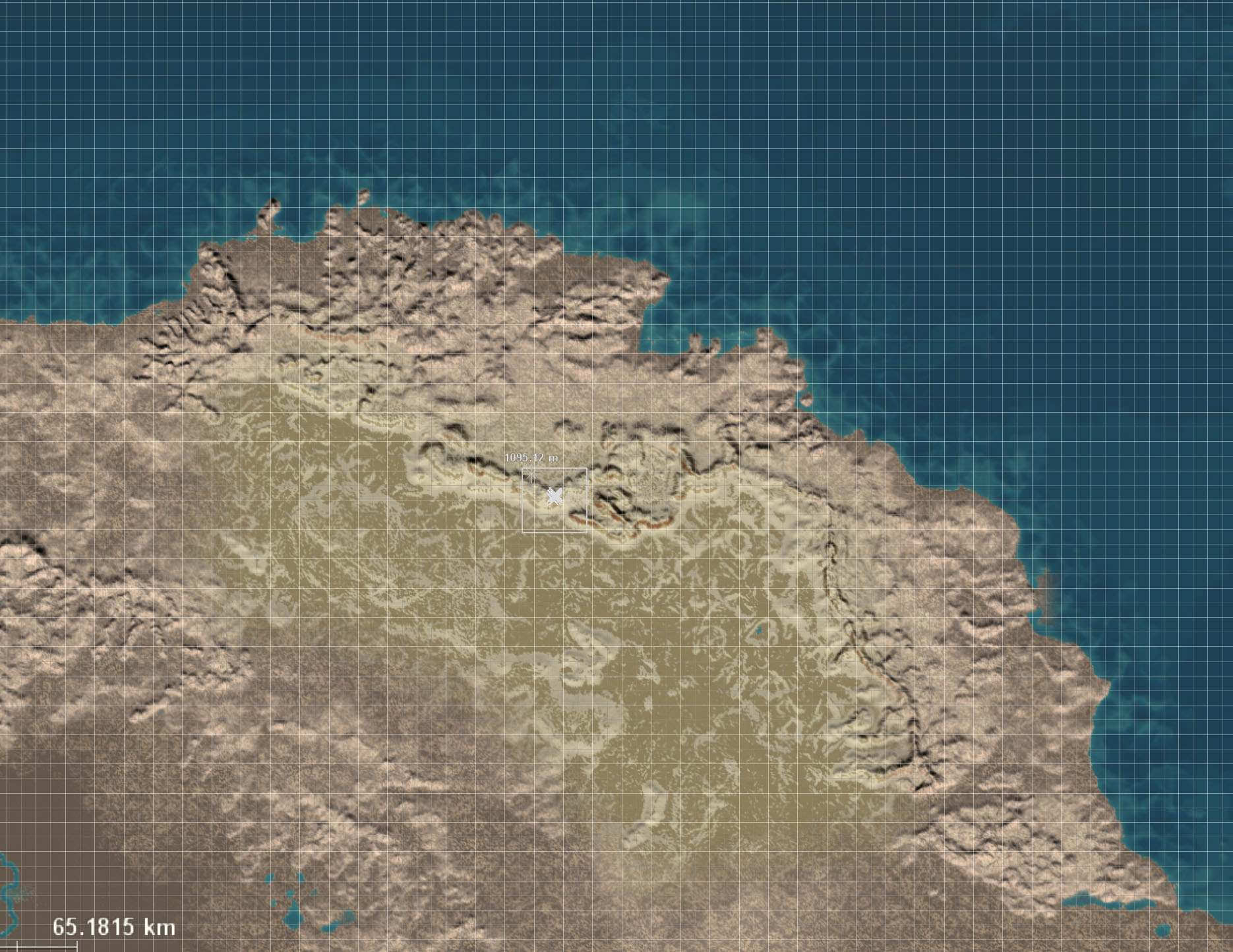 Southlands Map 14
