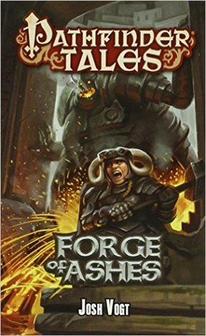 Book Review: Forge of Ashes by Josh Vogt
