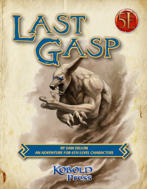 Last Gasp Cover