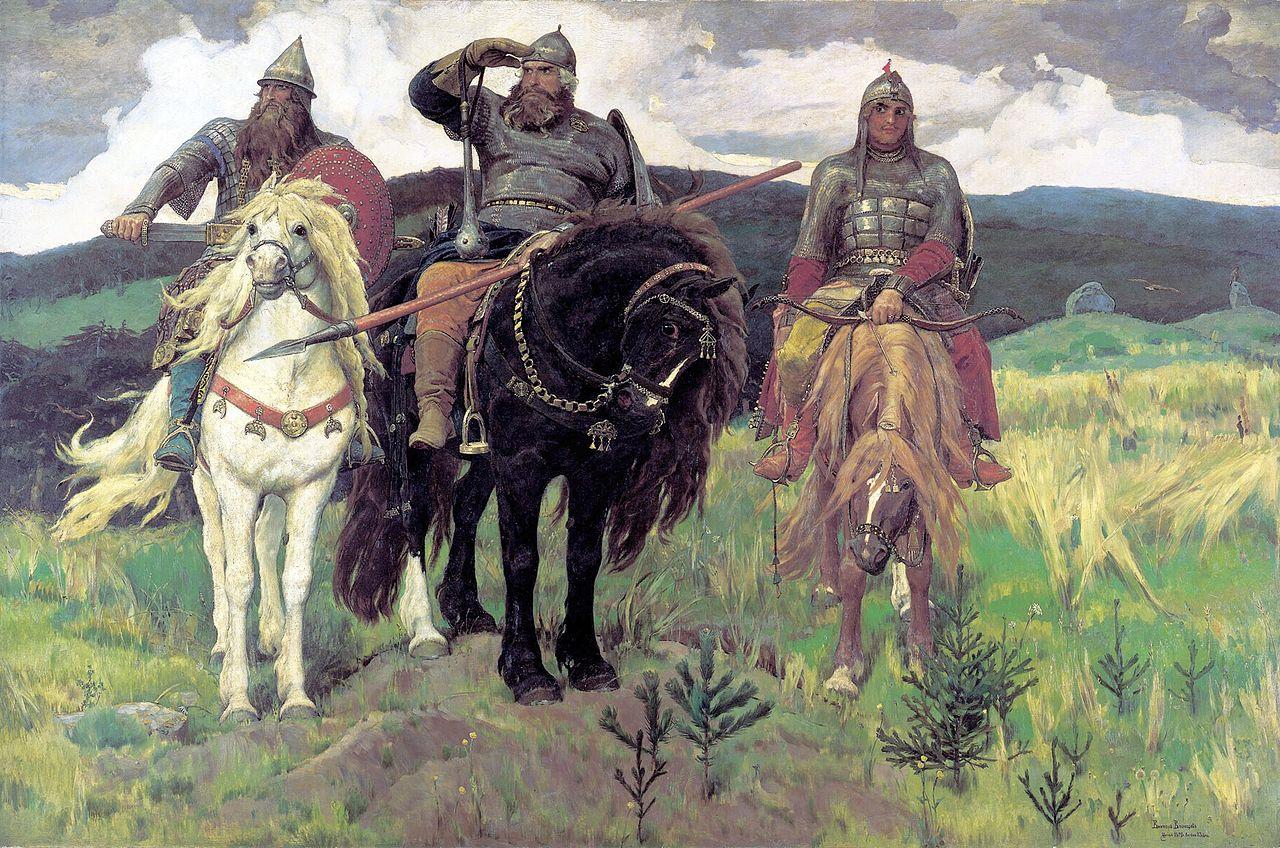 The Iron Horsemen