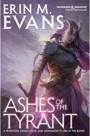 Book Review: Ashes of the Tyrant by Erin M. Evans