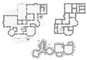 Metivier Manor, Dyson Logos