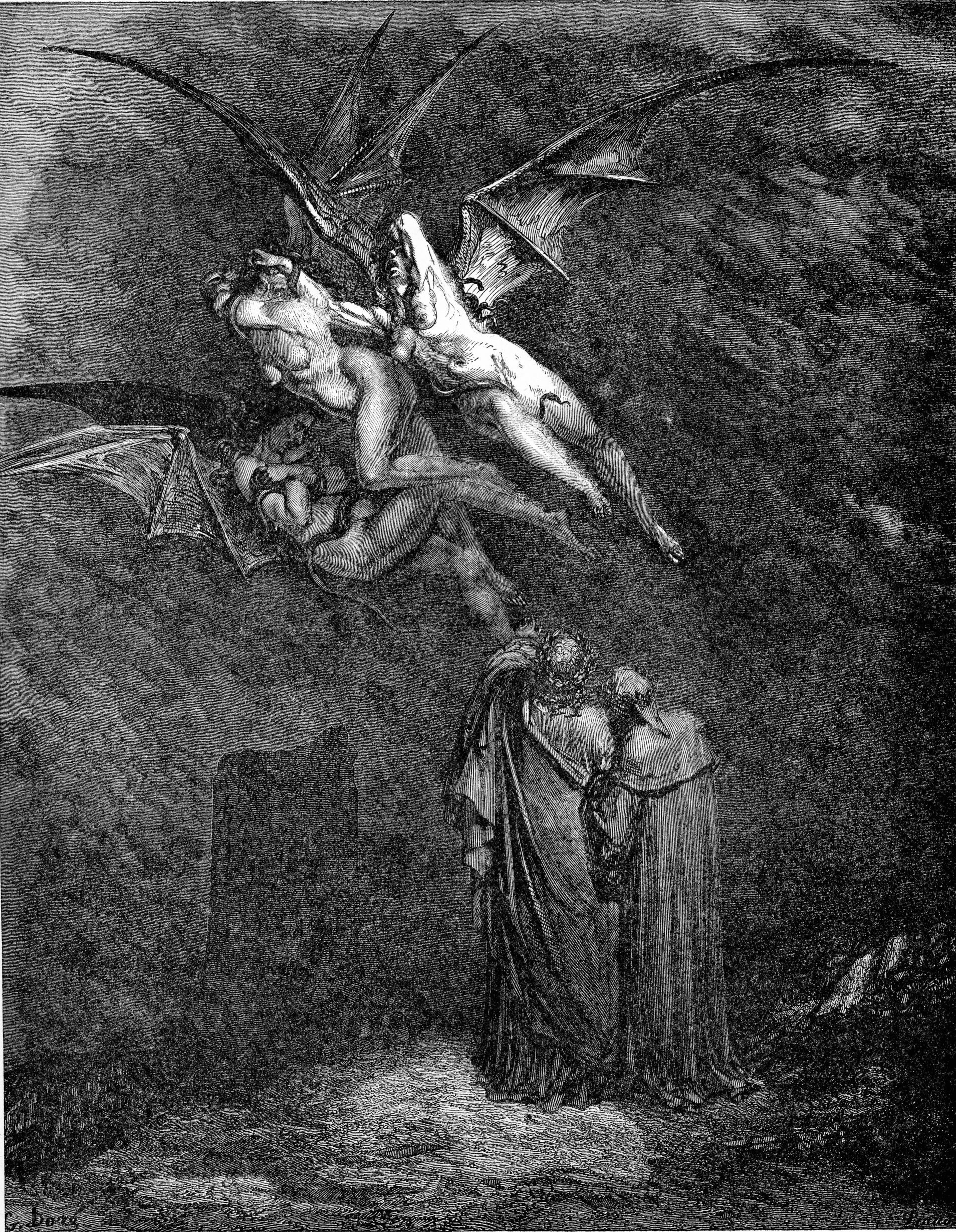 Objects of Hell: Items from Dante's Inferno