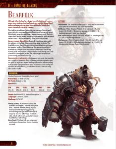 Tome of Beasts | Kobold Press