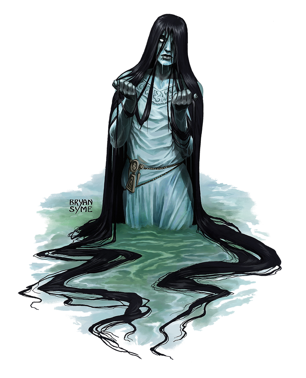 Drowned Maiden