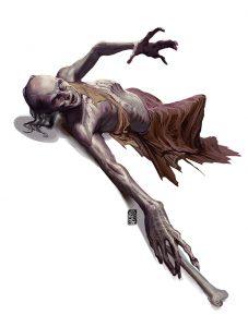Ghoul Beggar