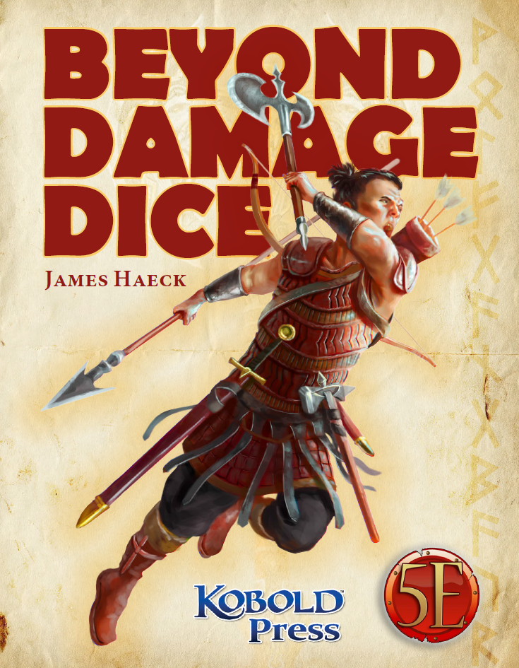 Beyond Damage Dice Now Available
