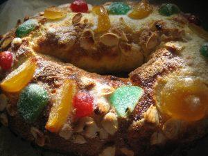 Fruitcake!