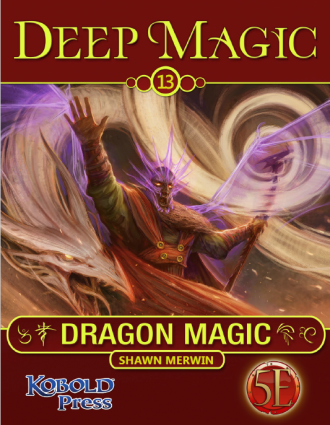 Deep Magic: Dragon Magic Now Available