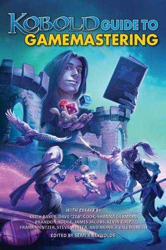 Kobold Guide to Gamemastering Now Available